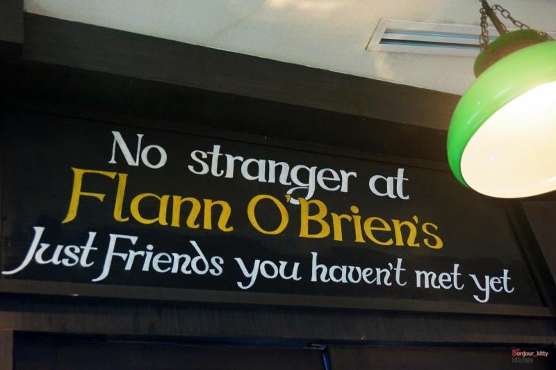 FLANN O'BRIEN'S 5-1