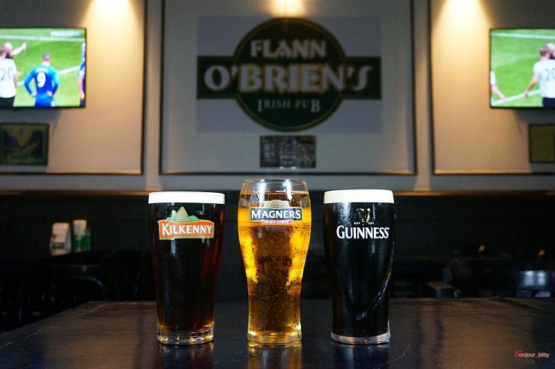 FLANN O'BRIEN'S 8