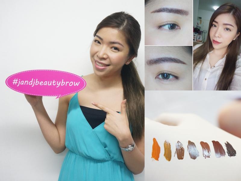J&J Beauty Brow 27