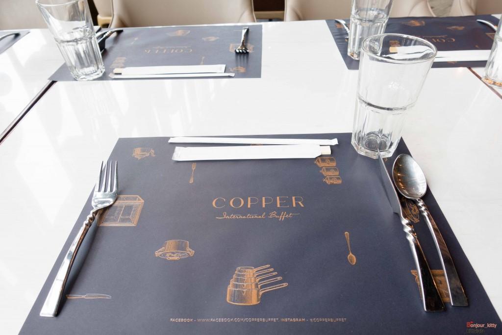 Copper Buffet-4