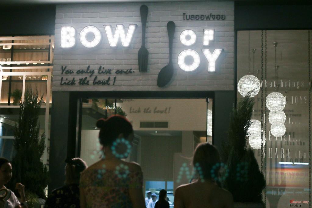 Bowl of joy