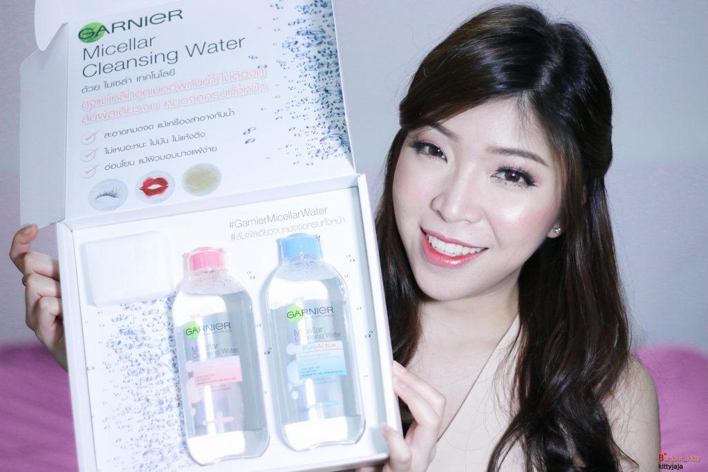Garnier Micellar Cleansing Water_