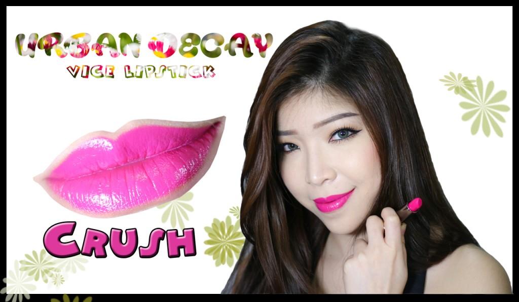Urban decay lipstick 1