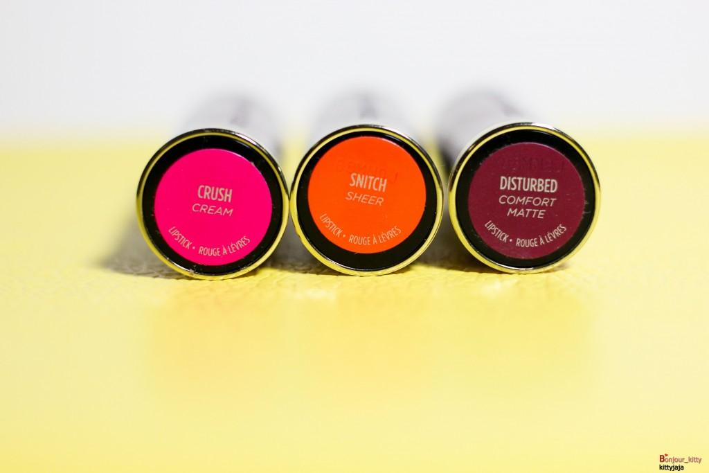 Urban decay lipstick 5