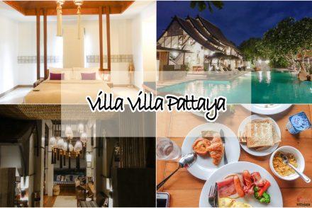Villa Villa Pattaya cover